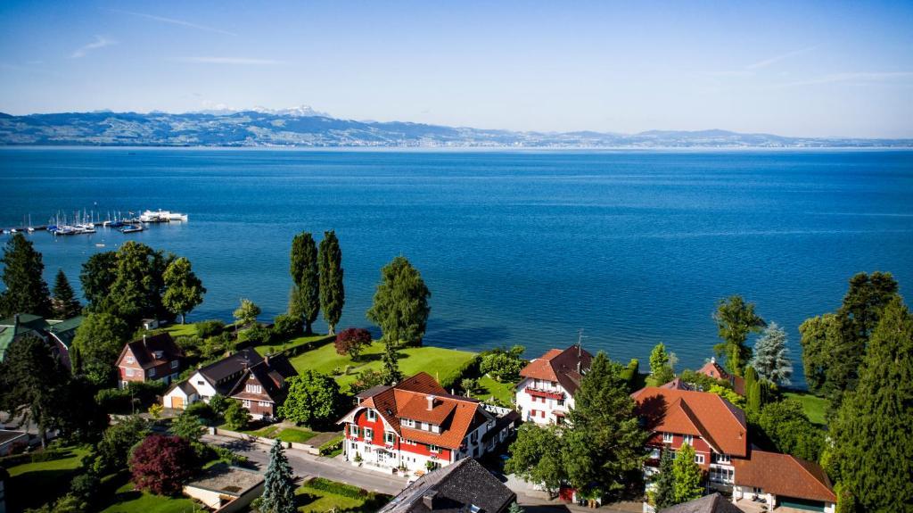Hotel Haus am See Kressbronn am Bodensee Informationen