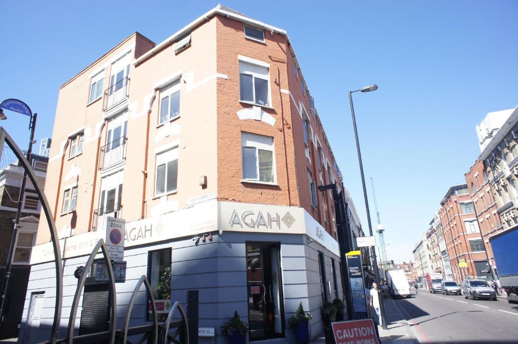 Hoxton Street Restaurants