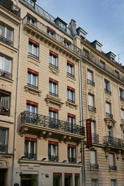 Hotel Riviera Paris  Rue Turgot