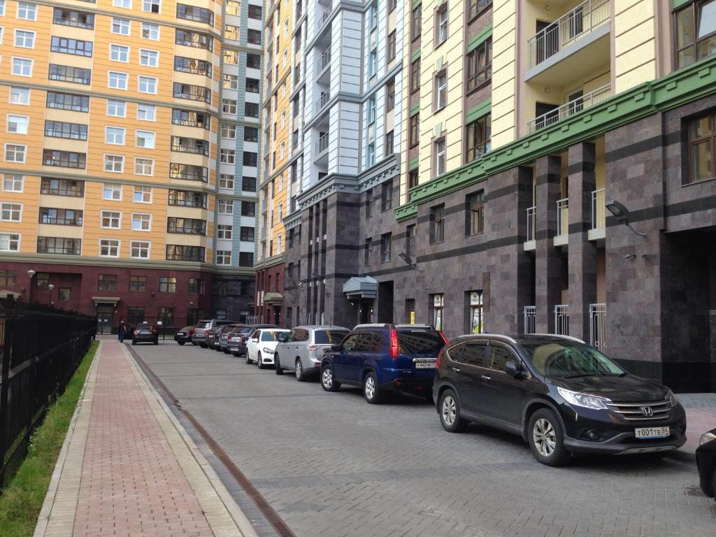 Апартаменты на Московском 73