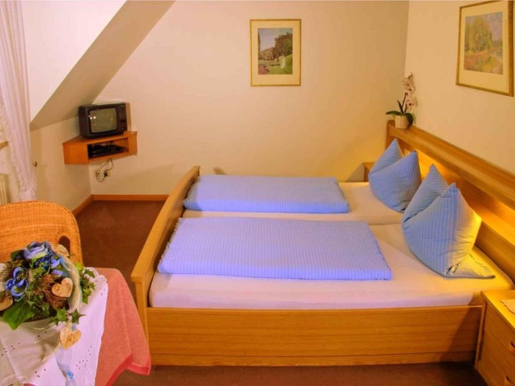 Double Room Gasthaus - Pension Hohberg