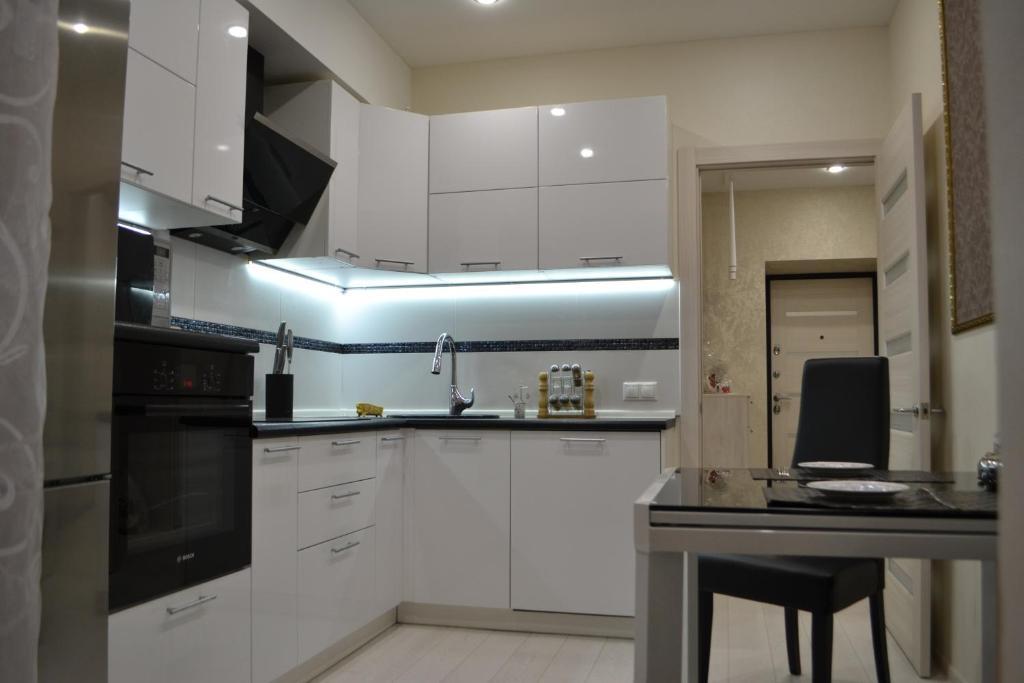 Apartments on Vera Zasulich 48