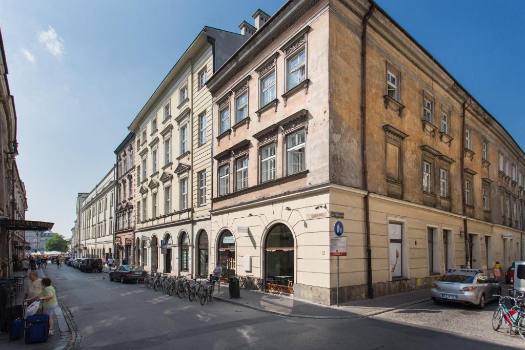 noclegi Kraków Old Town Tomasza St.Studio
