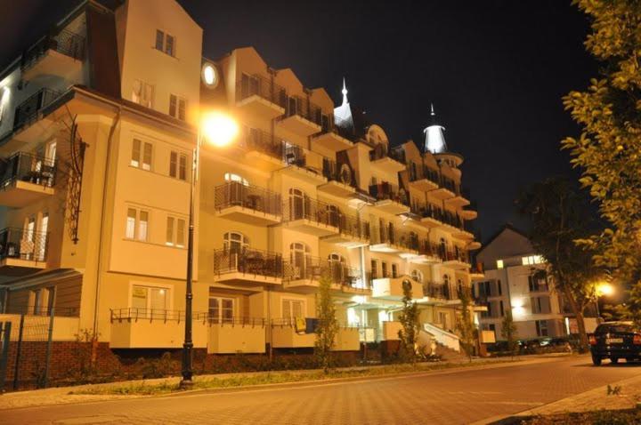 noclegi Świnoujście Apartament Regina Maris