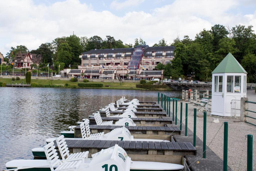 Hotel Spa Du Beryl Normandie
