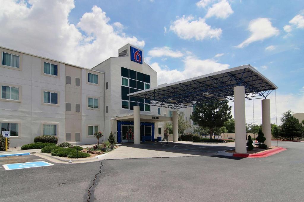 Motel 6-Albuquerque, NM - North