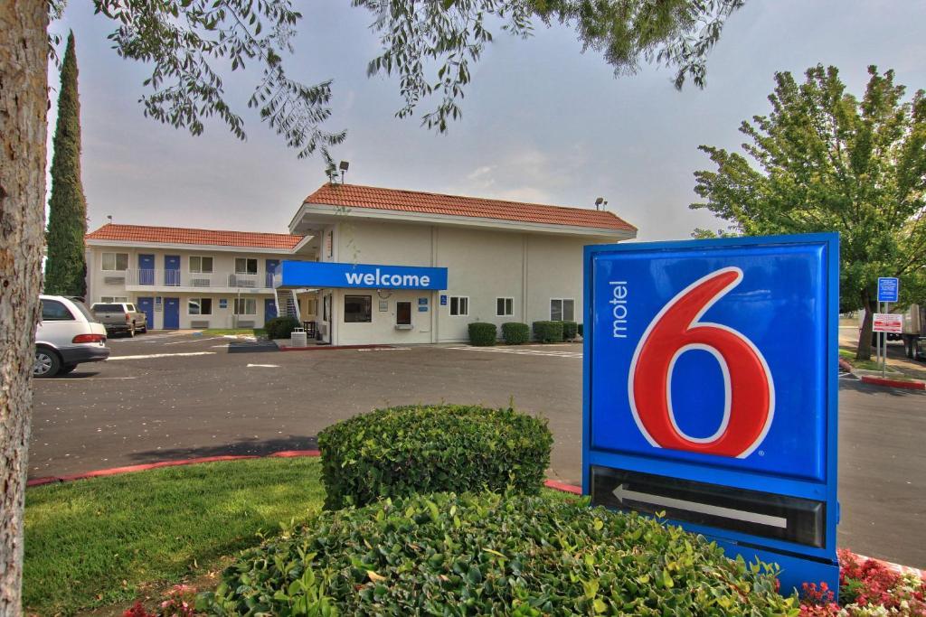 Motel 6-Sacramento, CA - North