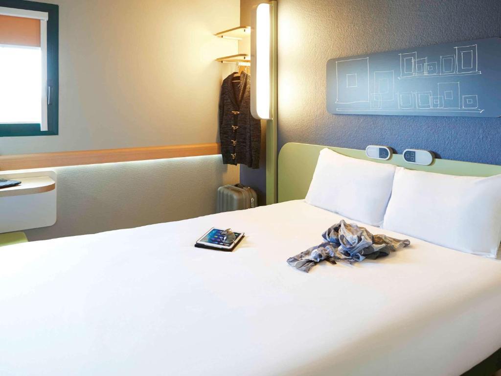 ibis budget albi terssac r servation gratuite sur viamichelin. Black Bedroom Furniture Sets. Home Design Ideas