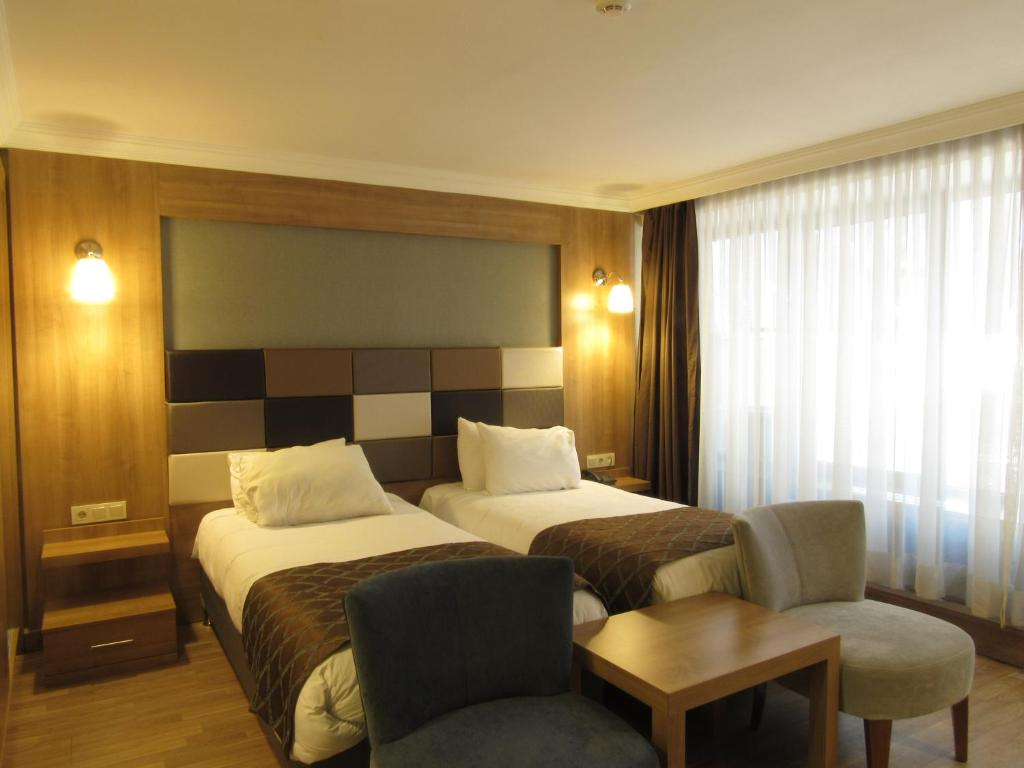 Standard Double or Twin Room Kadikoy Park Suites
