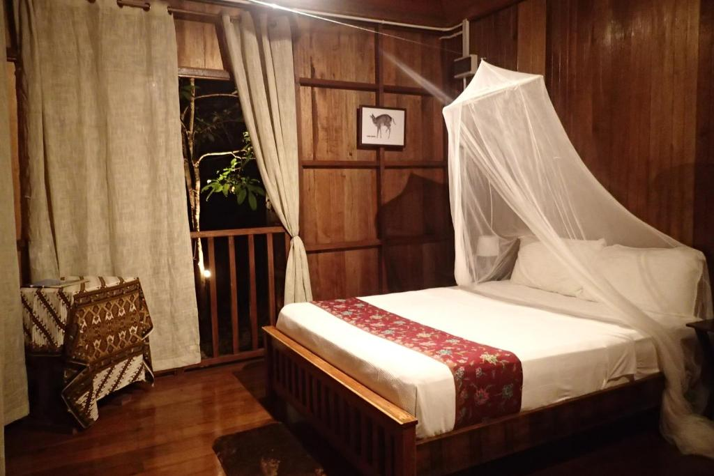 Sang Kancil - Rainforest Chalet Bagus Place Retreat
