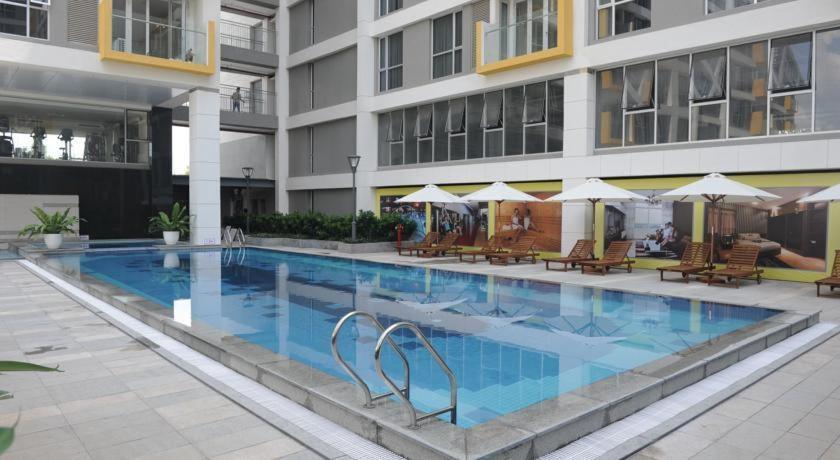 B2-087A Apartment - Saigon Airport Plaza