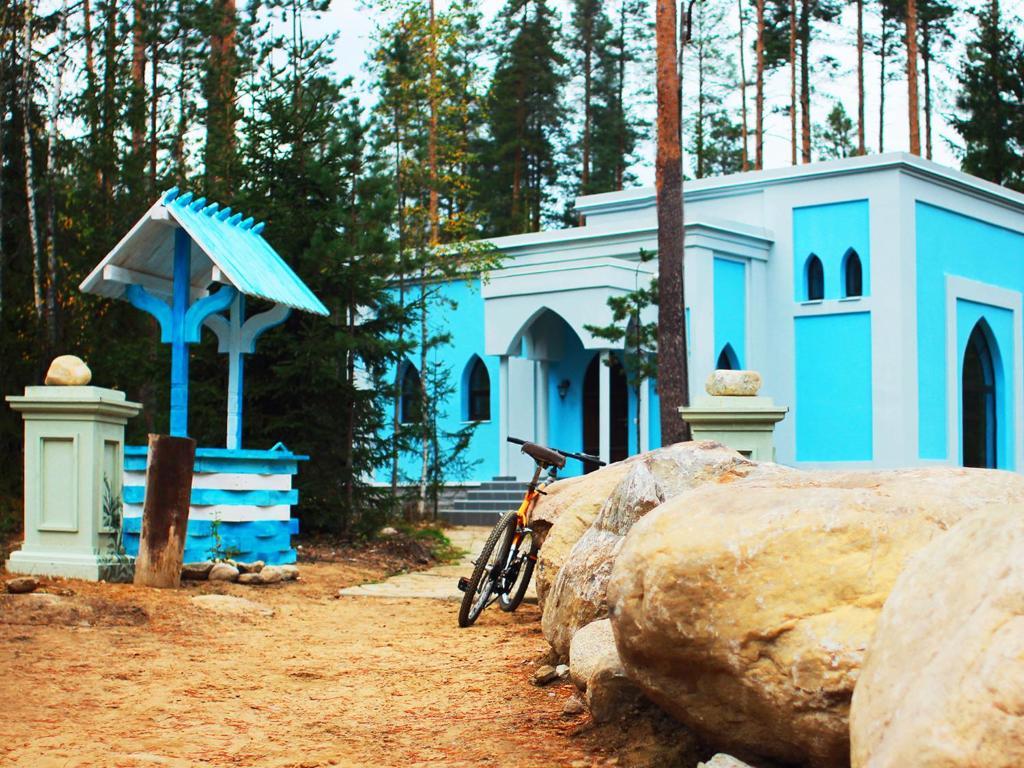 Shishki na Lampushke - Vostochnaya Medina