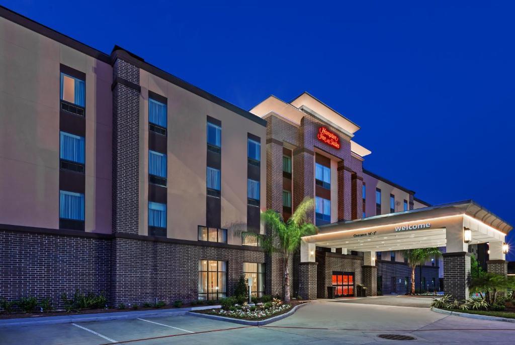 Hampton Inn & Suites Houston I-10 West Park Row, Tx