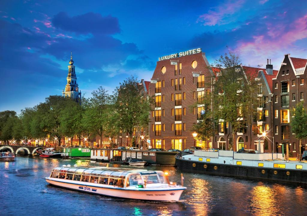 Luxury Suites Amsterdam - Member of Warwick Hotels
