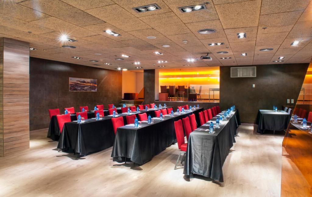 Fira Congress Hotel Restaurant
