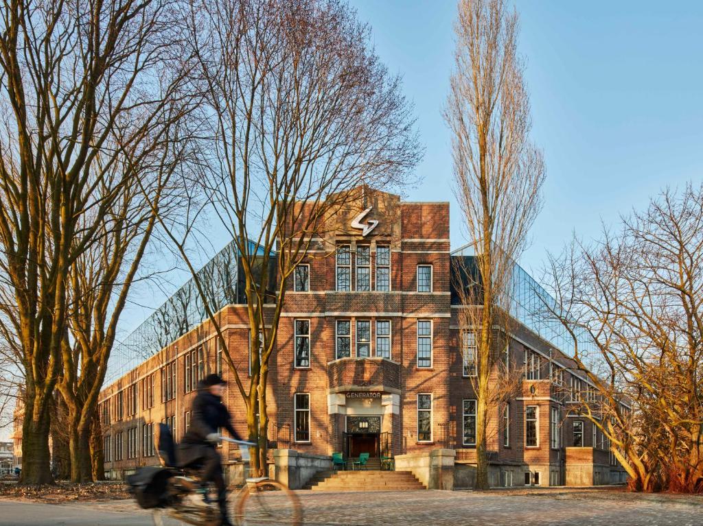 Generator Amsterdam