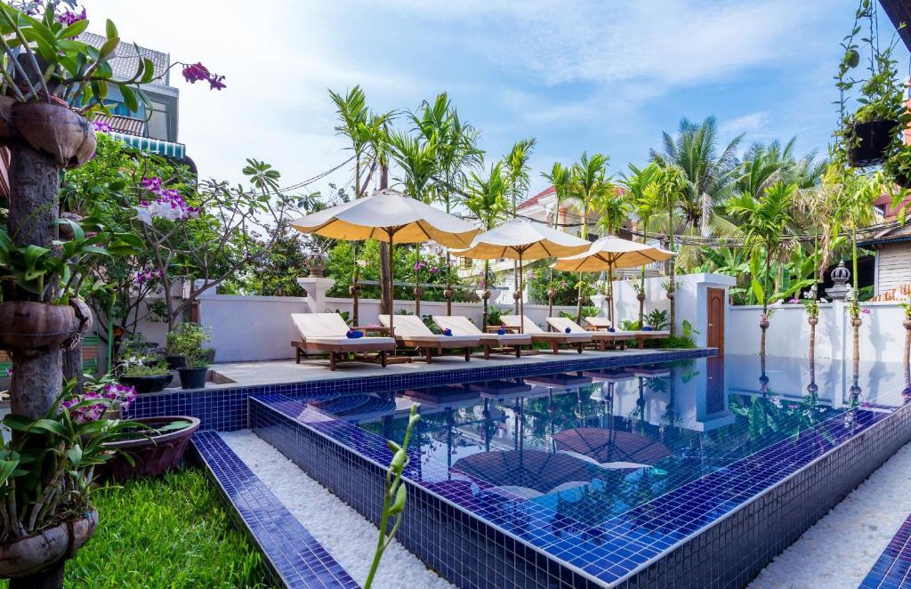 The Unique Angkor Villa