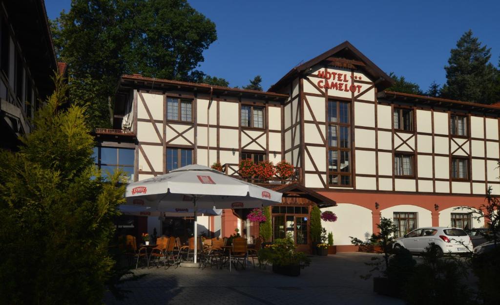 noclegi Szczawno-Zdrój Hotel Camelot