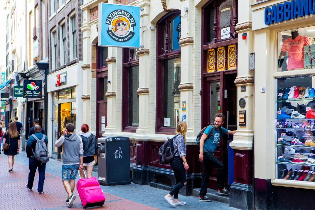 The Flying Pig Downtown