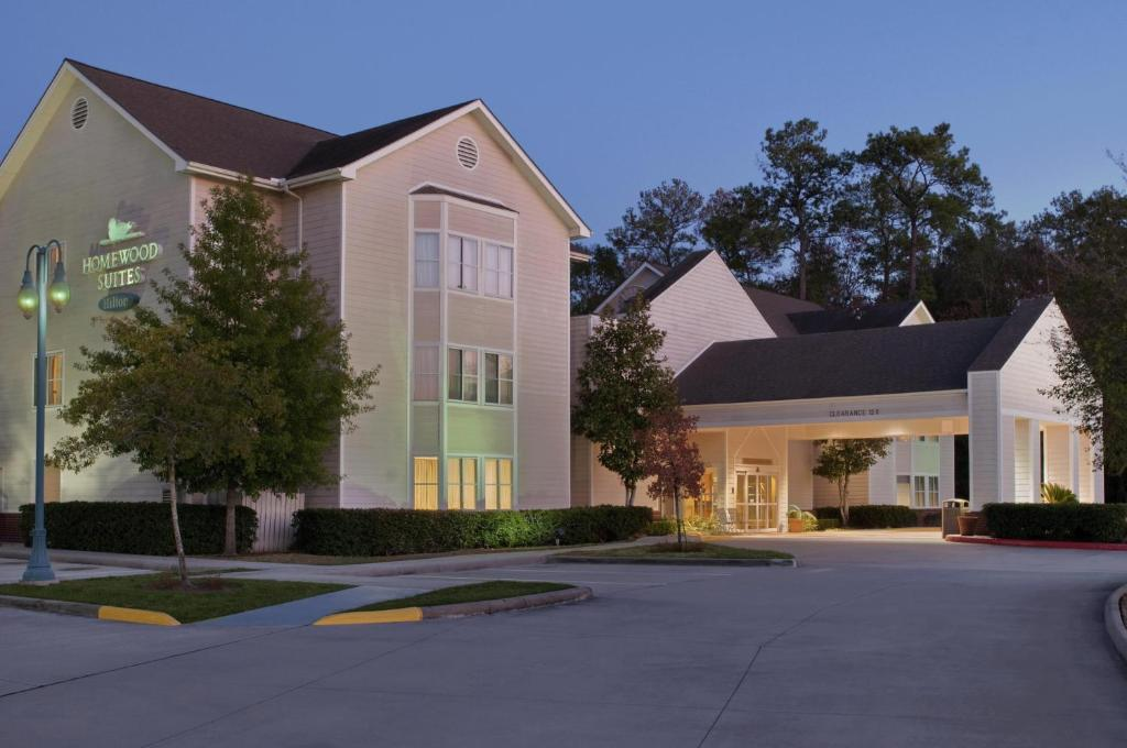 Homewood Suites Houston Kingwood Parc Airport Area