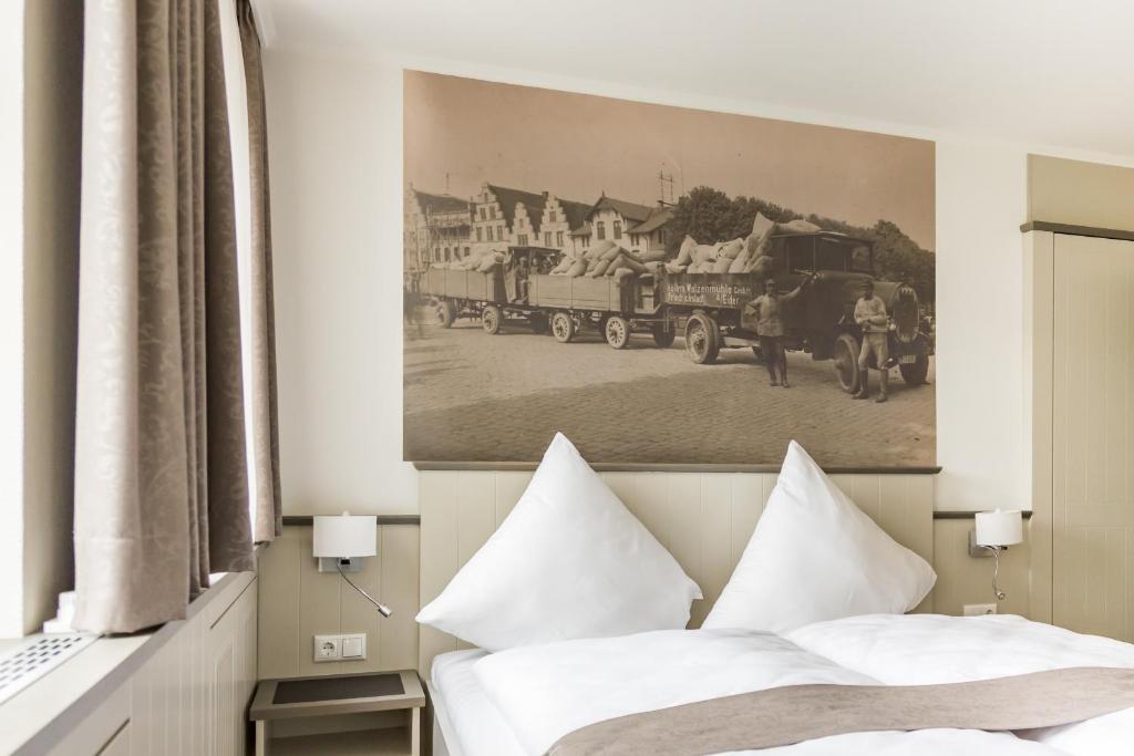 hotel klein amsterdam friedrichstadt informationen und buchungen online viamichelin. Black Bedroom Furniture Sets. Home Design Ideas