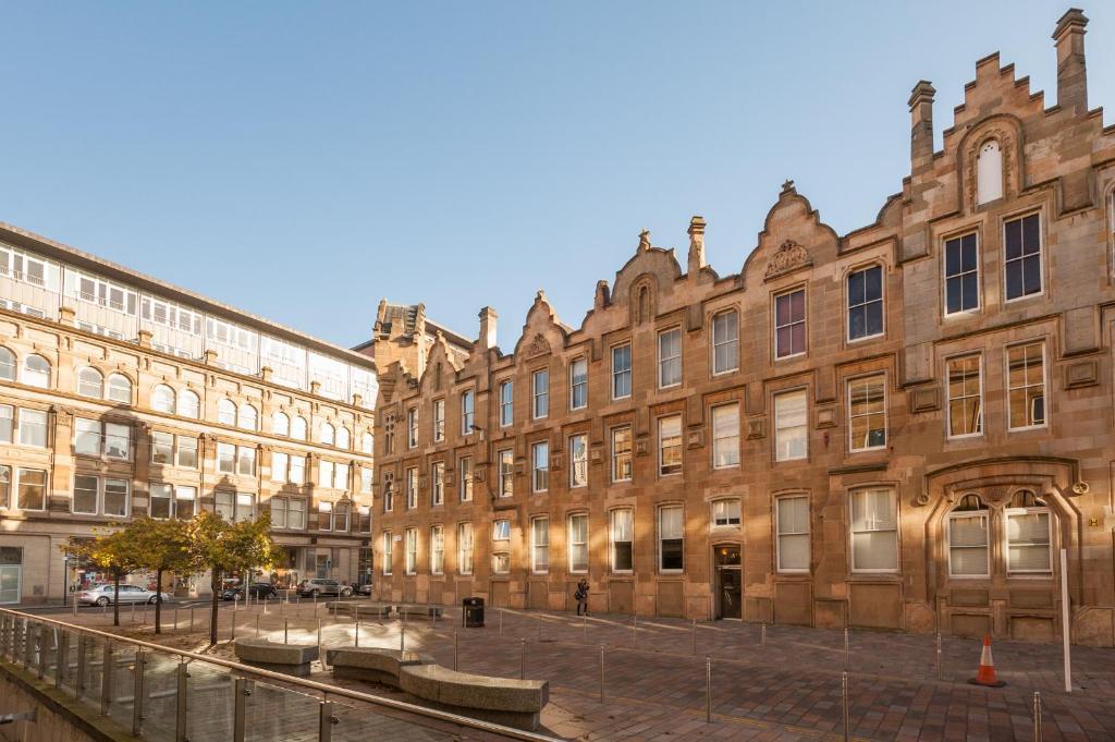 Glasgow City Flats - Merchant City
