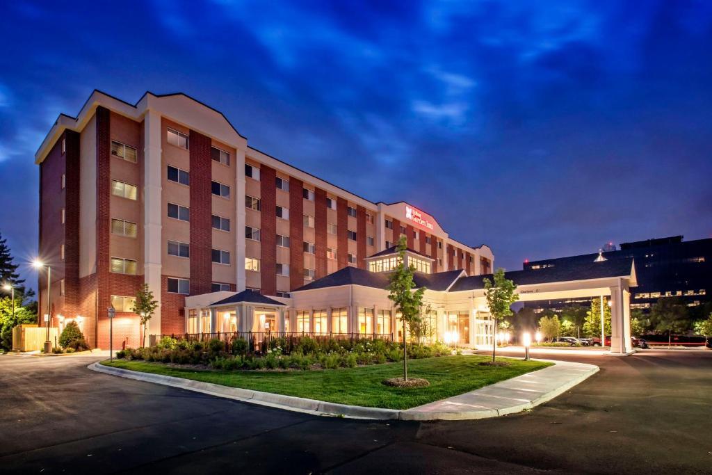 Hilton garden inn minneapolis airport mall of america bloomington viamichelin informatie en for Hilton garden inn mall of america