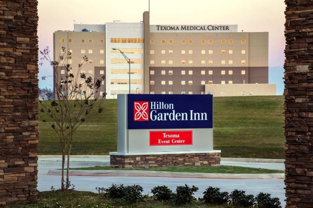 Hilton Garden Inn Denison Sherman At Texoma Event Center