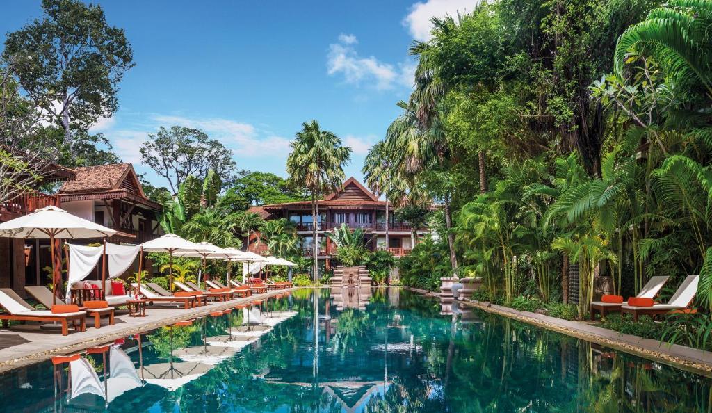 La Résidence d'Angkor, A Belmond Hotel, Siem Reap