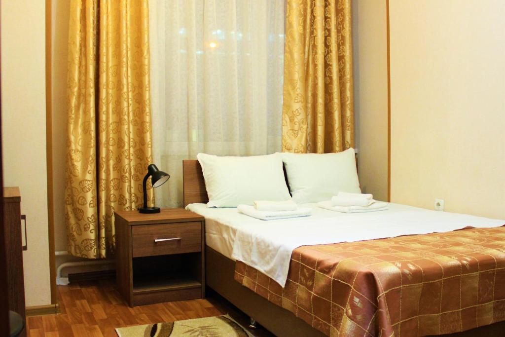 Hotel Tsaritsinsky