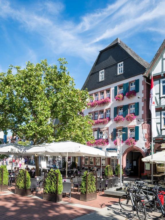 Hotels In Bad Hersfeld Hotelbuchung In Bad Hersfeld Viamichelin