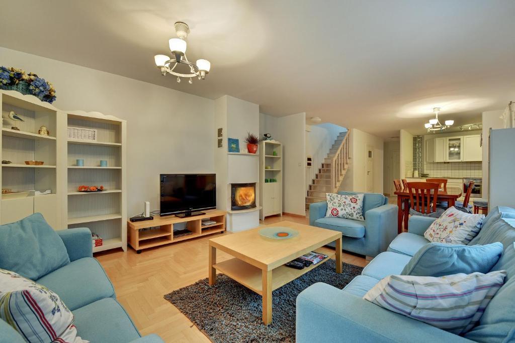 noclegi Sopot Helska Marina Apartments