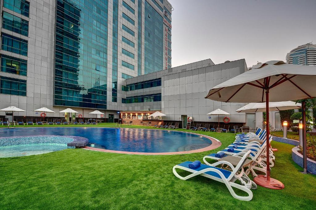 Marina View Deluxe Hotel Apartment