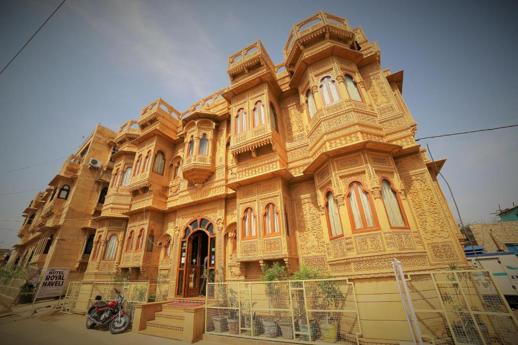 Hotel Royal Haveli Jaisalmer