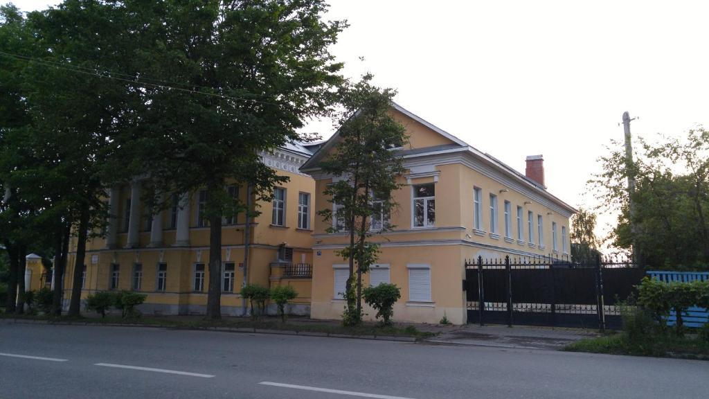 Apartment on Yaroslavskaya