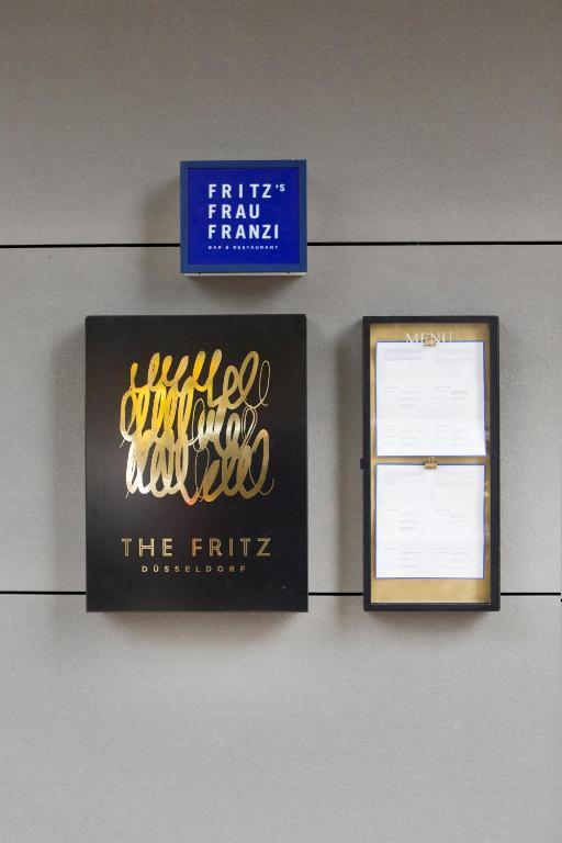 the fritz d sseldorf k nigsallee d sseldorf online booking viamichelin. Black Bedroom Furniture Sets. Home Design Ideas