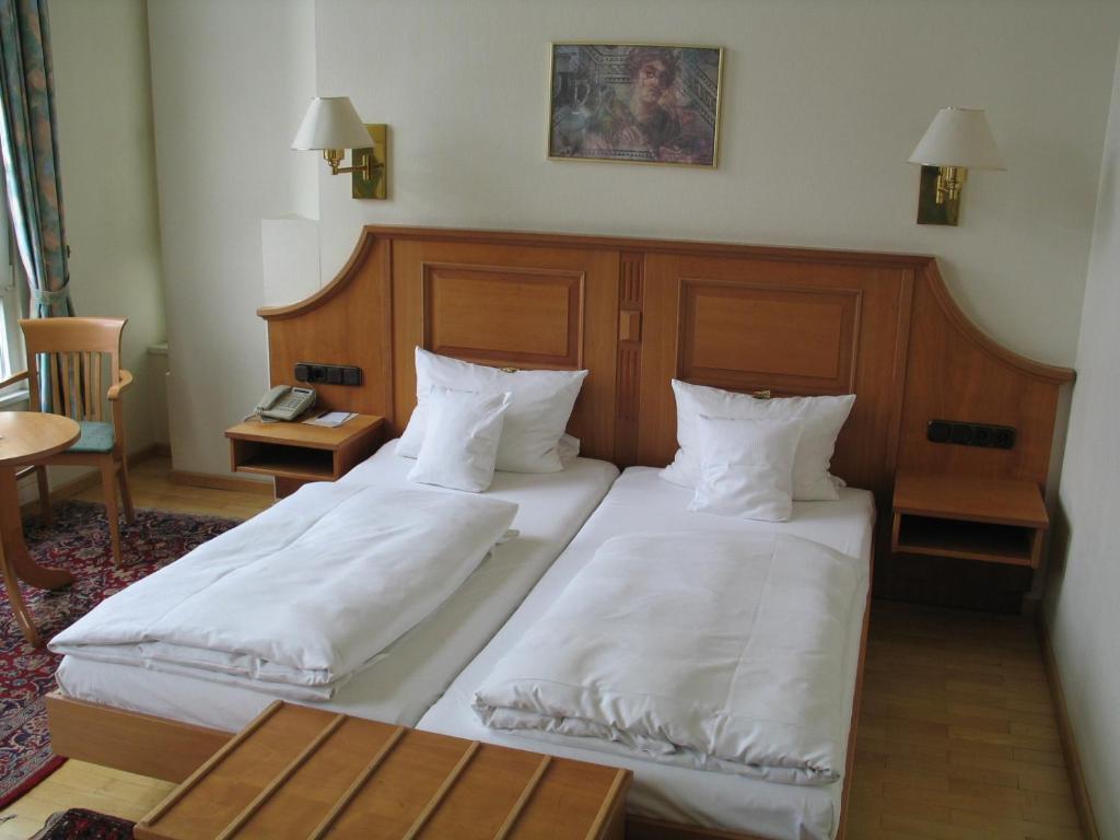 hotel roemischer kaiser trier viamichelin informationen und online buchungen. Black Bedroom Furniture Sets. Home Design Ideas