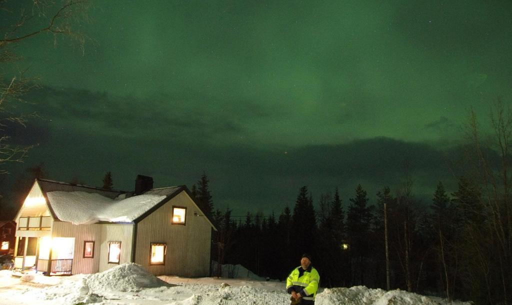 Lapland Snow Cabin