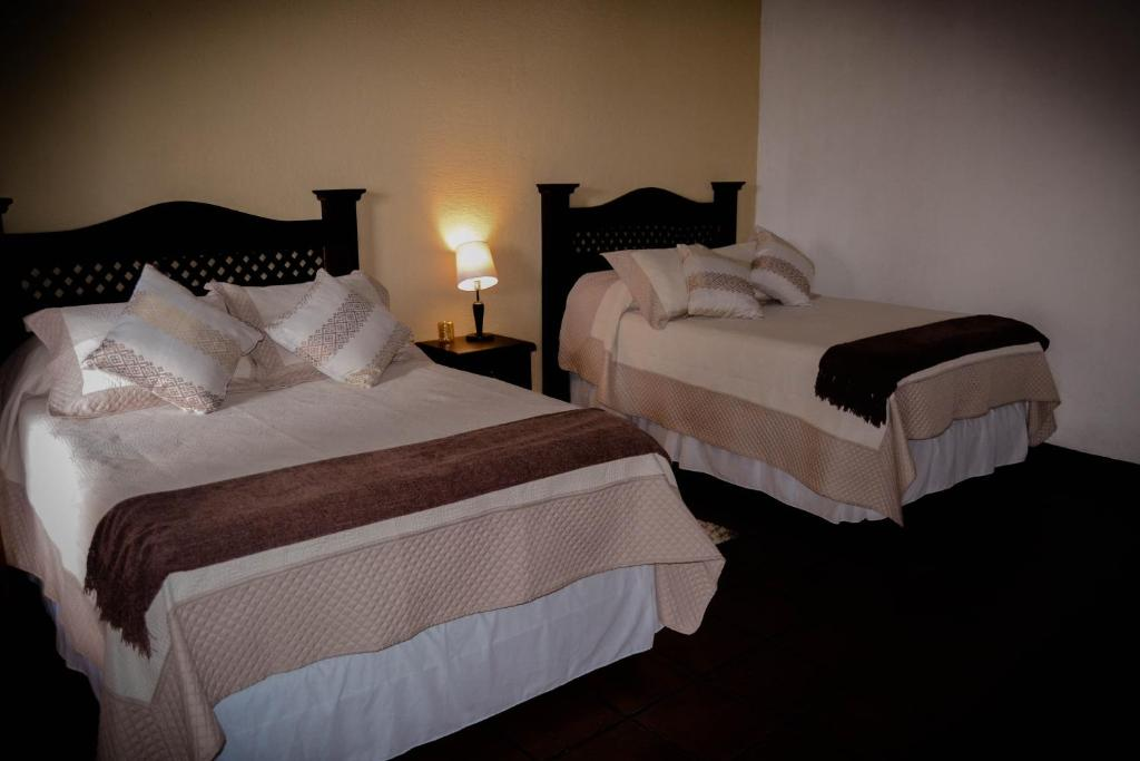 Double or Twin Room Hotel Boutique La Merced