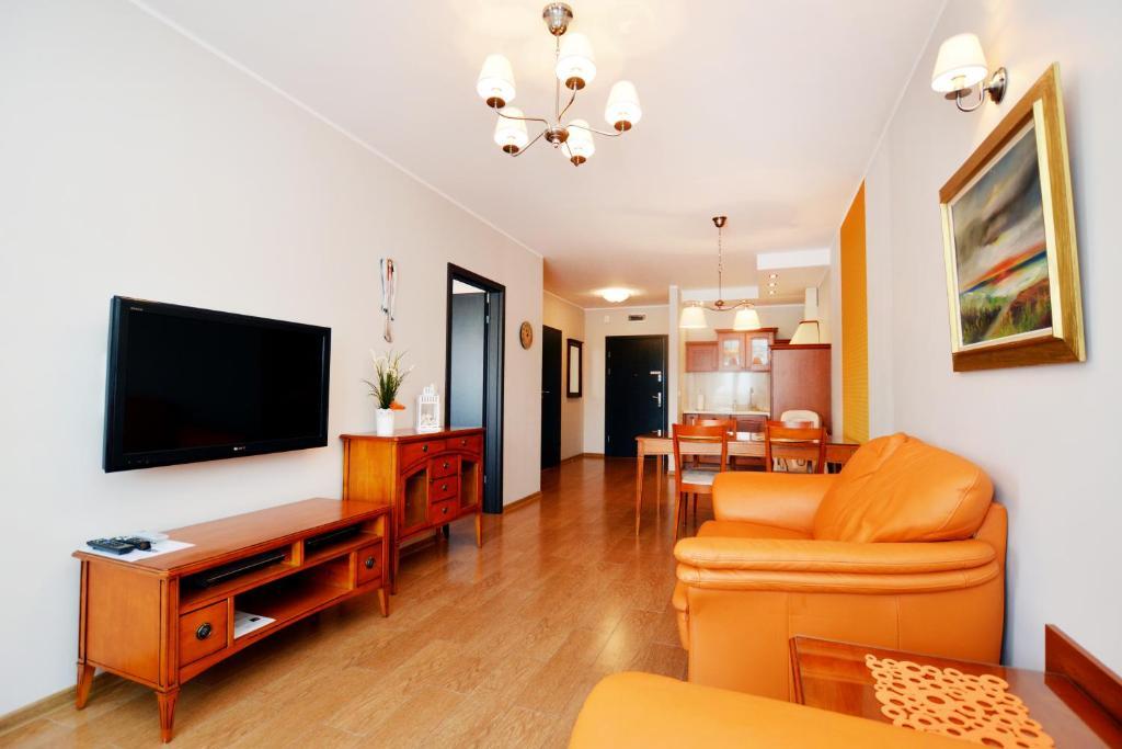noclegi Kołobrzeg City Art Apartamenty w Rezydencji Maritimo