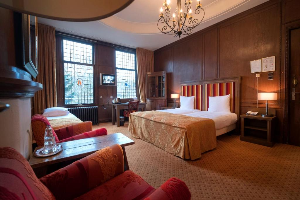 Amsterdam Hotels With Balcony Rooms