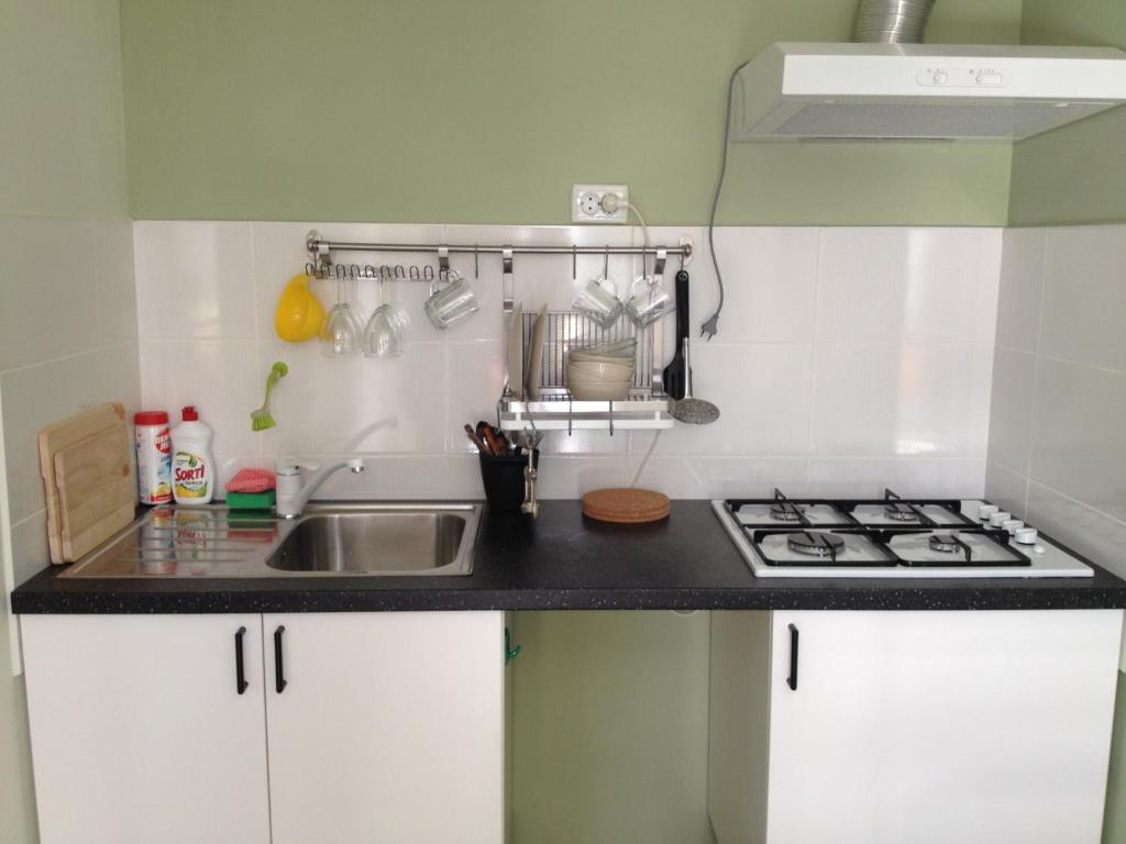Rooms with kitchen on Privokzalnaya