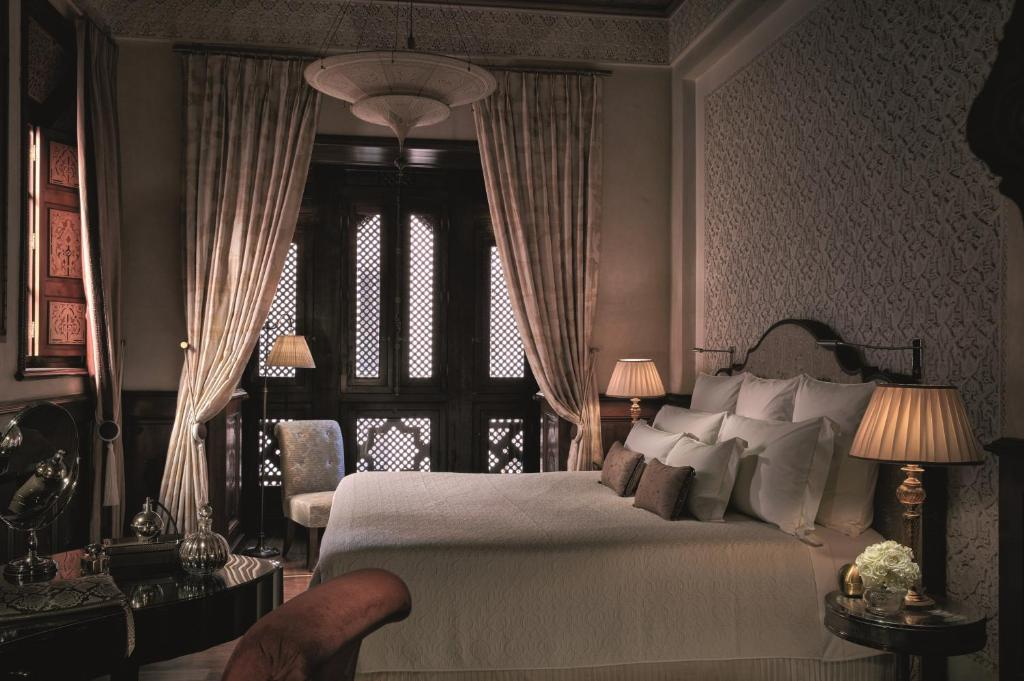 Superior One-Bedroom Riad Royal Mansour Marrakech