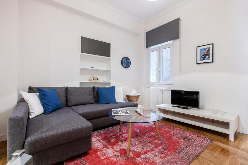 Central apartment in Syntagma (A89), 10557 Athen