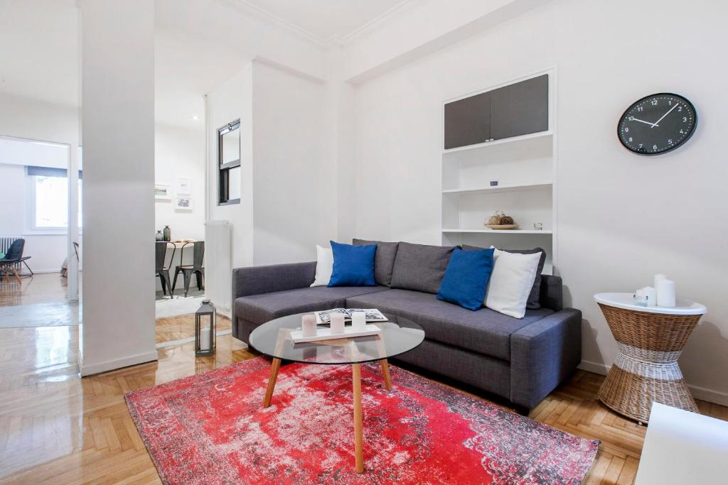 Central apartment in Syntagma (A89), 10557 Athen