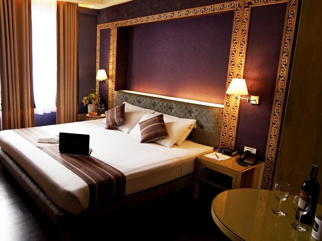 Manila Hotel ist Girl Friendly. Keine Joiner Fee