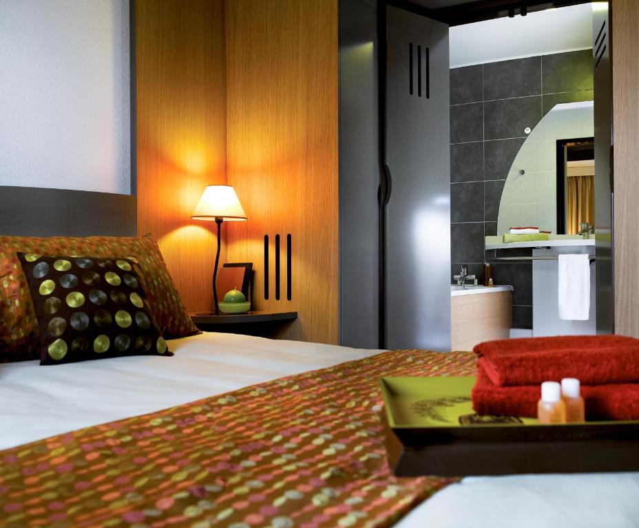 Aparthotel adagio nantes centre r servation gratuite sur for Reservation hotel adagio