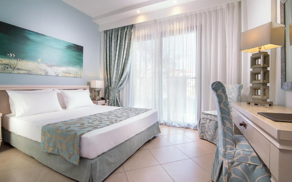 Double or Twin Room Flegra Palace