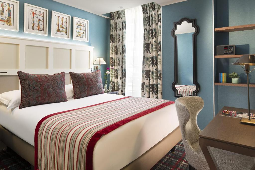 les tournelles paris zarezerwuj online viamichelin. Black Bedroom Furniture Sets. Home Design Ideas