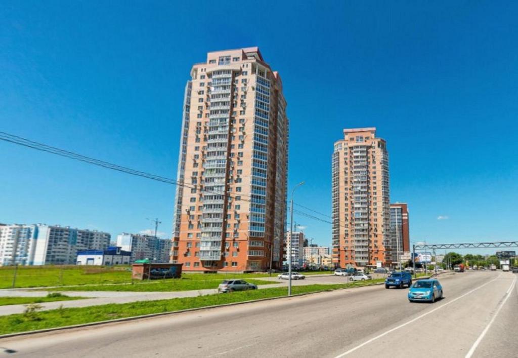 Apartment Erofey Arena at Morozova 87